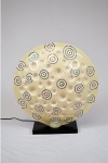 Table Top Lamps-Circle