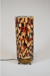 Table Top Lamps-Multi color Cylindrical