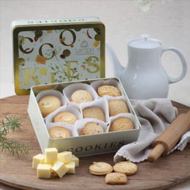 Buy Assorted Danish Butter Cookies Online