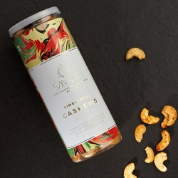 Buy Lime + Chilli Cashews Online